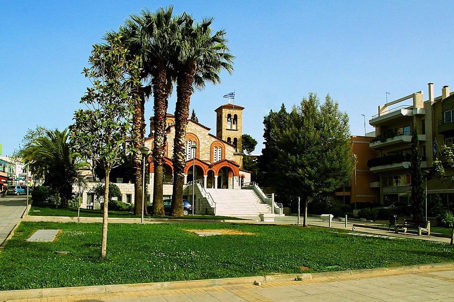 Halandri, St Nicolas church