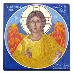 Archangel figure