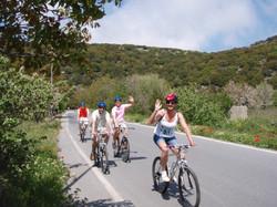 13 hrs, €120, Cycling, Walks, BBQ