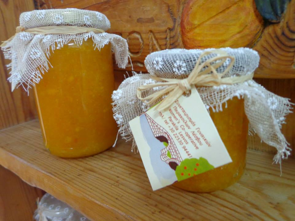 Nerantzi marmalade
