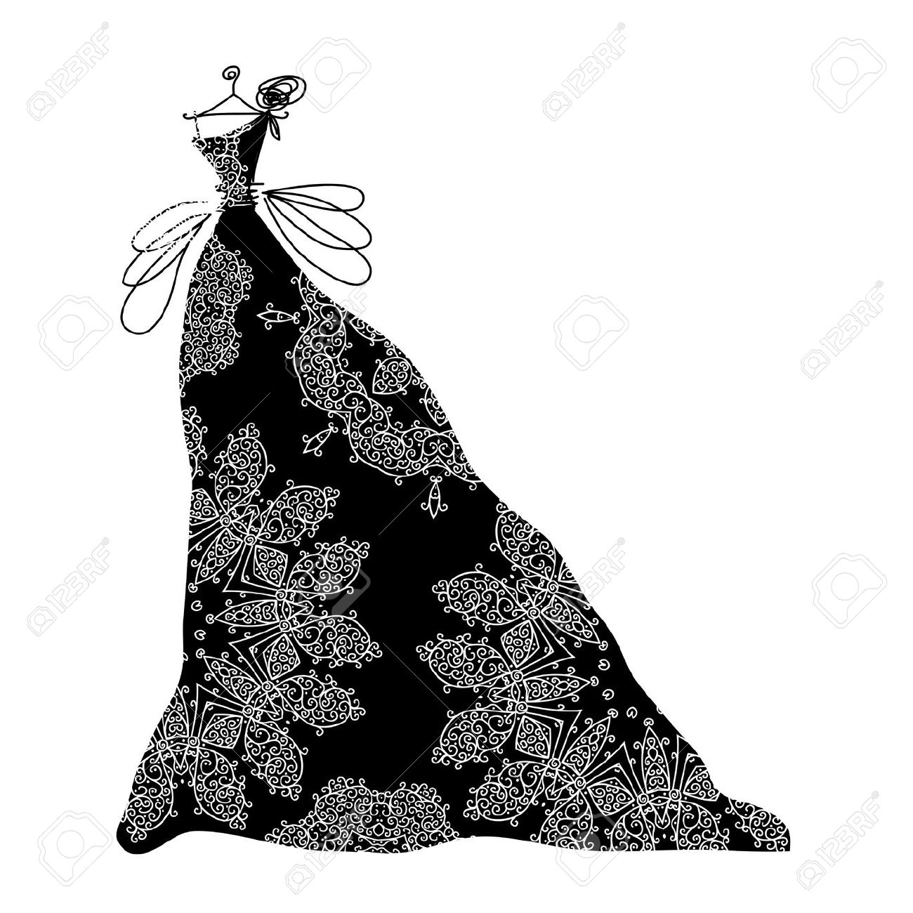 Ornamental dress