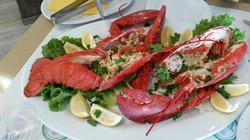 Alexandroupoli sea food