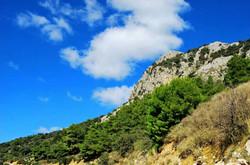 Greek natural landscape