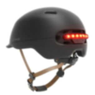 Bike Helmet Waterproof Smart Flash for Riding