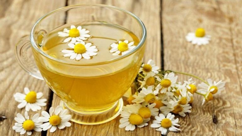 Greek herbal drink