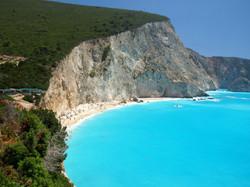 Lefkada porto katsiki beach