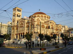 Piraeus Cathedral Agia Triada