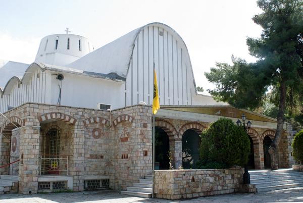 Timios Stauros Church