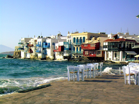 Mykonos, Traditional Marquetry & Cooking