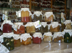 Preserves collection