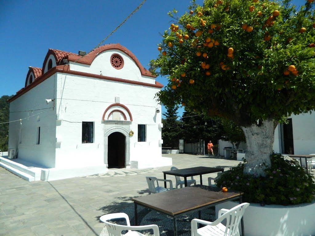 Monastery of Panagia Kalopetra