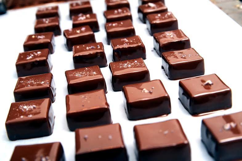Delicious chocolate delis
