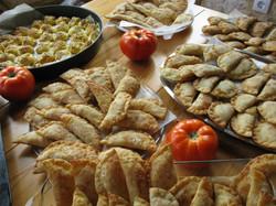 Cretan pastry delis
