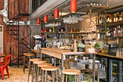 Athens cafe bar