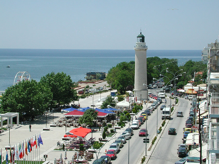 Alexandroupoli Faros (lighthouse)