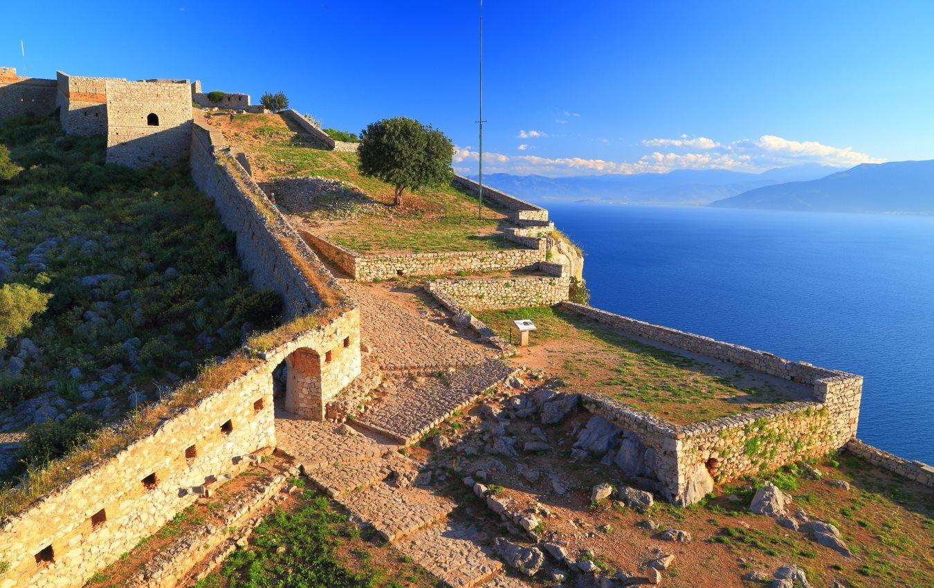 Nafplio Palamidi fortress