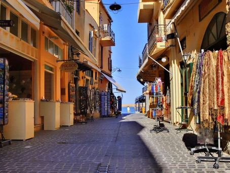 Chania, Crete off the beaten track