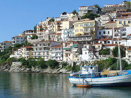 Aggeliki: Kavala from the inside