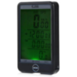 Auto Light Mode Touch Bike Computer Odometer