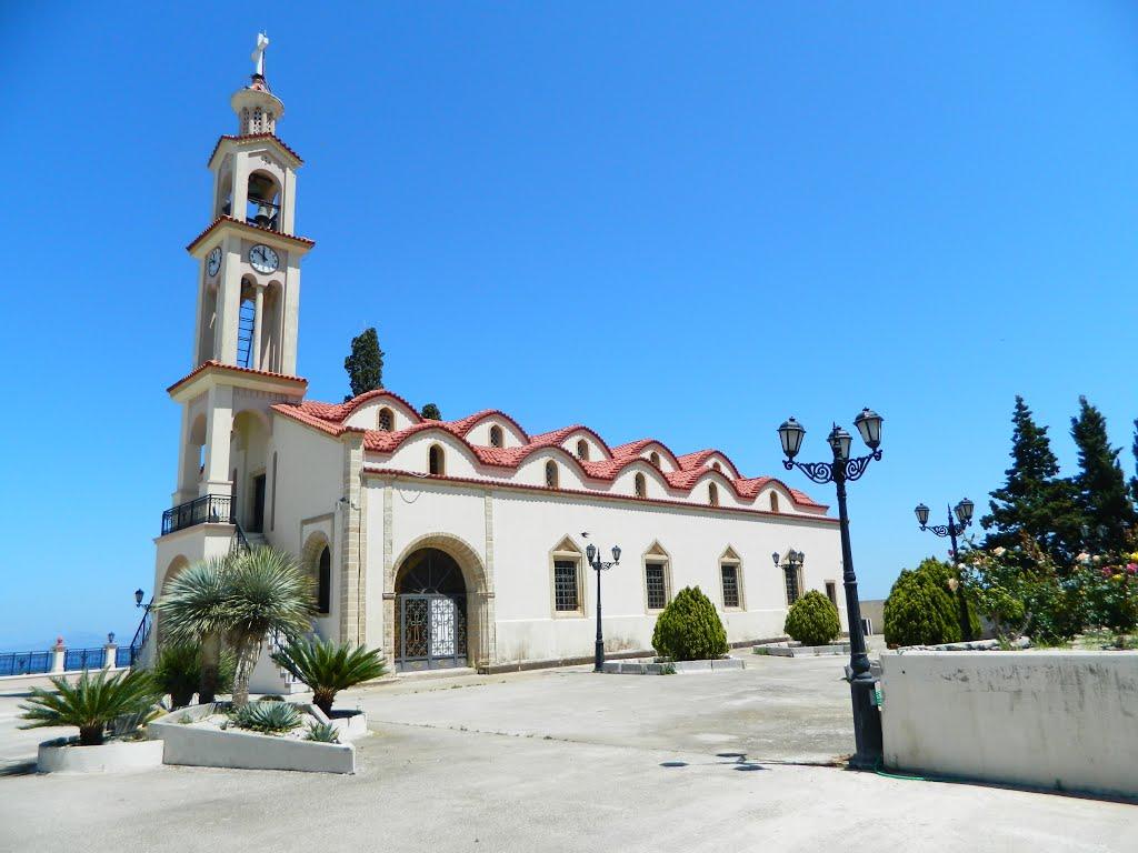 Church of Agios Spiridonas