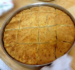 Flagouna pie