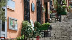 Old street in Plaka