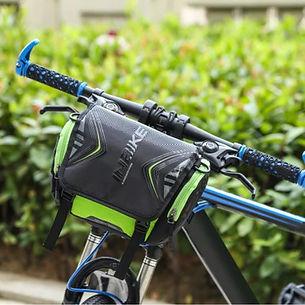 Bike Bag Bicycle Handlebar Pocket Large Capacity Backpack