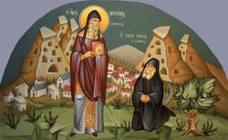 Saints Arsenios and Paisios