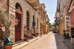 Nafplio traditional architecture