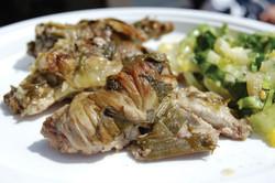 Alexandroupoli food: gardoumpes