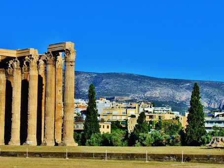"""The definitive Athens """"sights and local atmosphere"""" walkabout"""