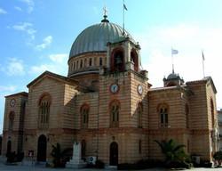 Aegio Koimisi Theotokou church