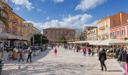 Nafplio Syntagma square