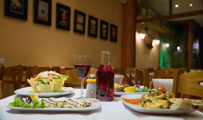 Ioannina cuisine