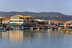 Lefkada city