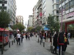 Ermou Street shopping