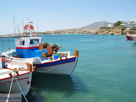 Meet THALIA Venieri, your GoGreek Hostess in Paros