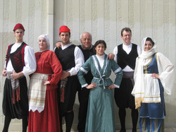 Dresses from Naxos