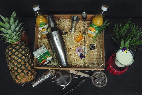Erlebnis Cocktail Box PINA COLADA