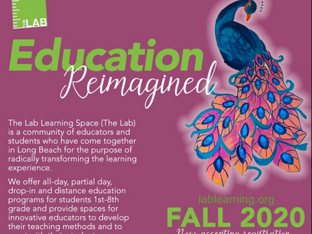 Update on Fall Classes at The Lab
