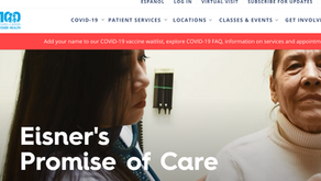Eisner Health uses PatientToc-SDOH to screen for food insecurity and connect patients to food