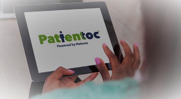 Online Demonstration of PatientToc