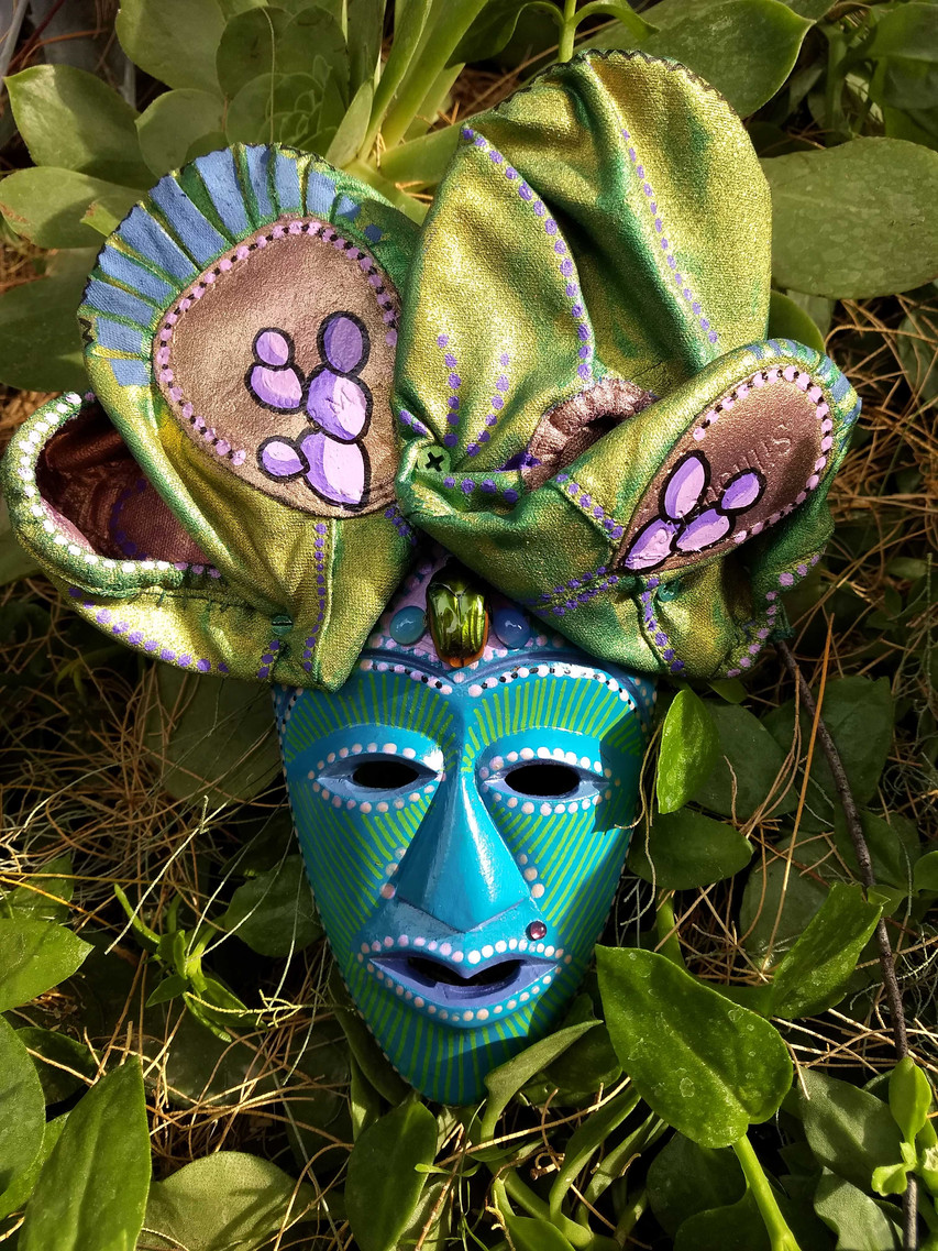 """""""Cactus Queen // June Bug Blessing"""" by Grace Rhyne"""