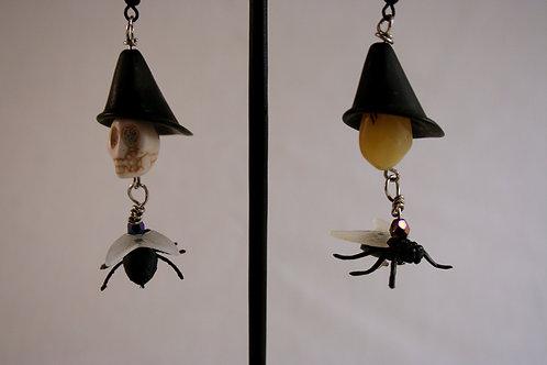 Fly-By Earrings