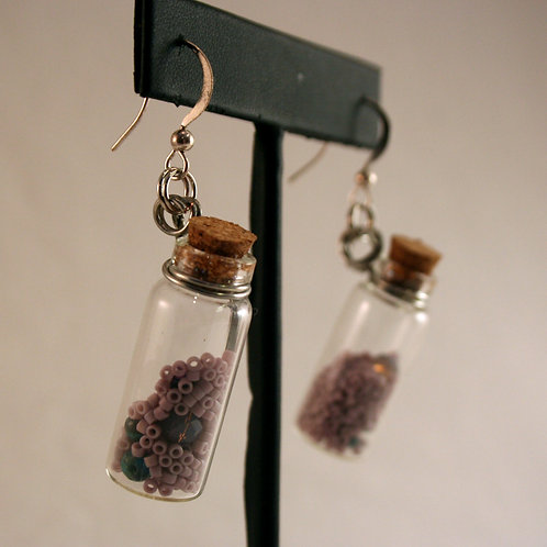 Magic Bead Potion Earrings