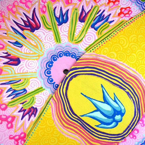 Agave Nectar Nebula