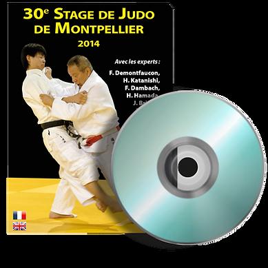 DVD Stage Judo 2014