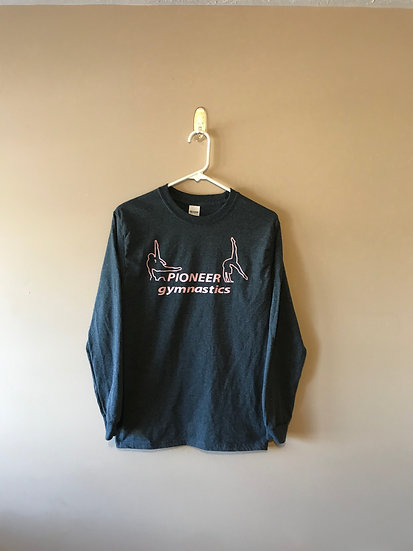 Pioneer Logo Long Sleeve Shirt - Youth