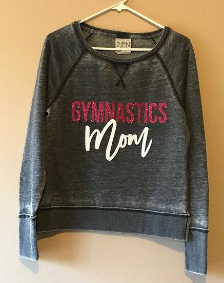 Gymnastics Mom Sweatshirt