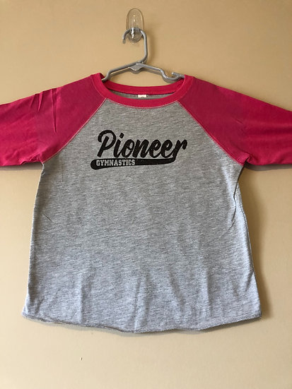 Toddler 3/4 Length Shirt